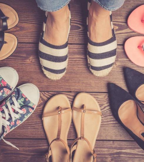 Ces chaussures qui nous veulent du bien surtout en été