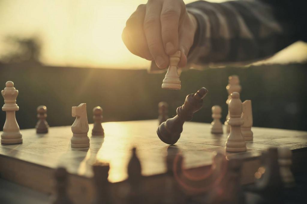 partie d'échecs