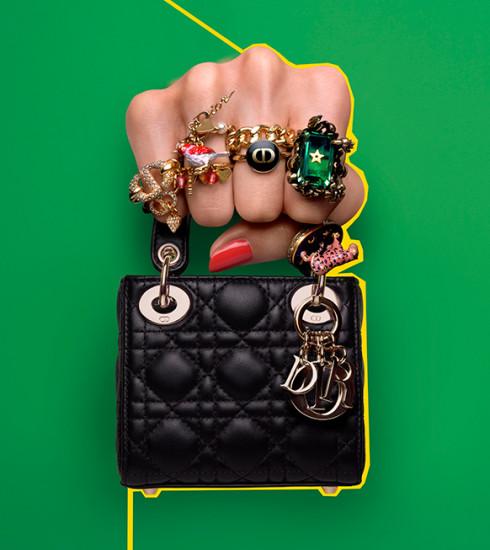Dior décline ses it-bags iconiques en version mini