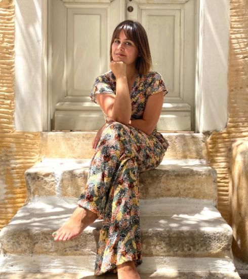 Rencontre : dans le quotidien de Constantina Tsoutsikou, designer d'hôtels de luxe