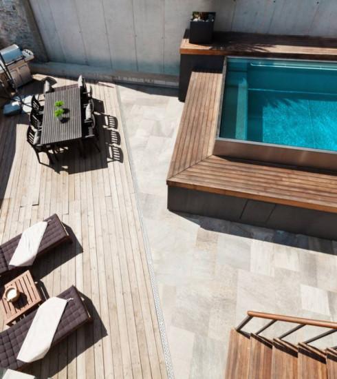 La piscine en bois made in France : une solution durable et esthétique