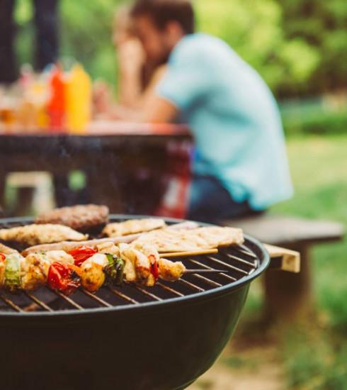 Les joies du barbecue