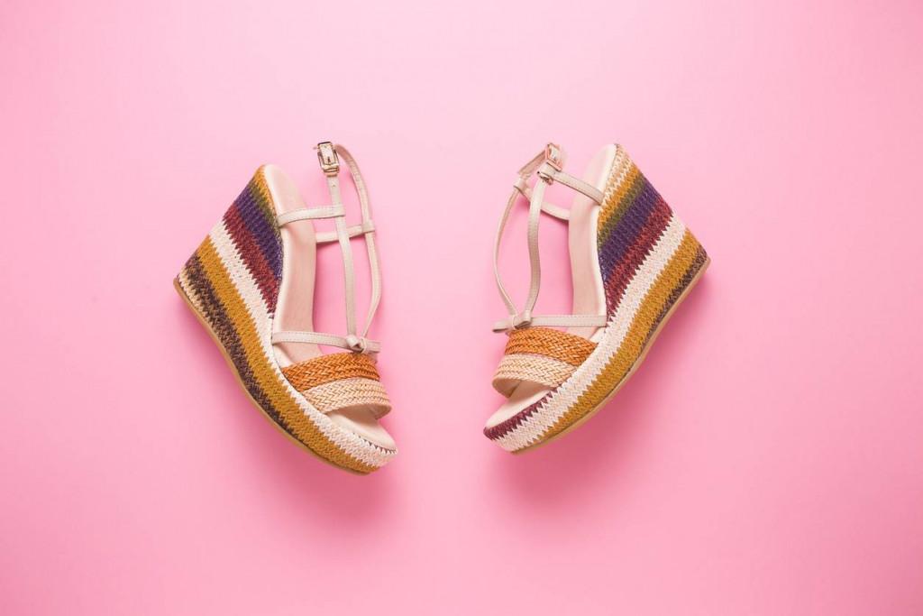 Chaussures été femme sandales
