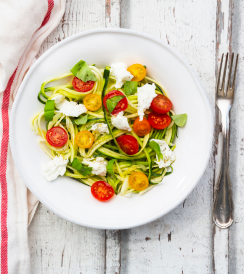 9 recettes salées et sucrées à base de courgettes pour l'été