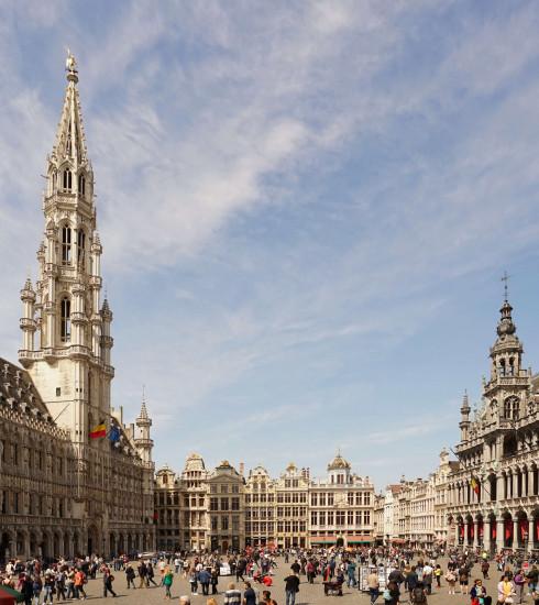 À la découverte du casino Viage situé au cente de Bruxelles