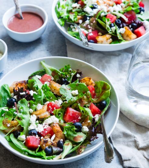 Recettes : 3 salades qui allient sucré-salé et légèreté pour les jours ensoleillés