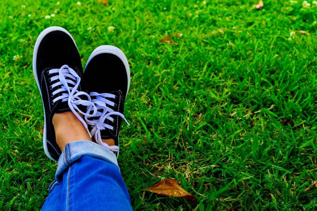 Chaussures été tennis femme