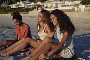 femmes plage