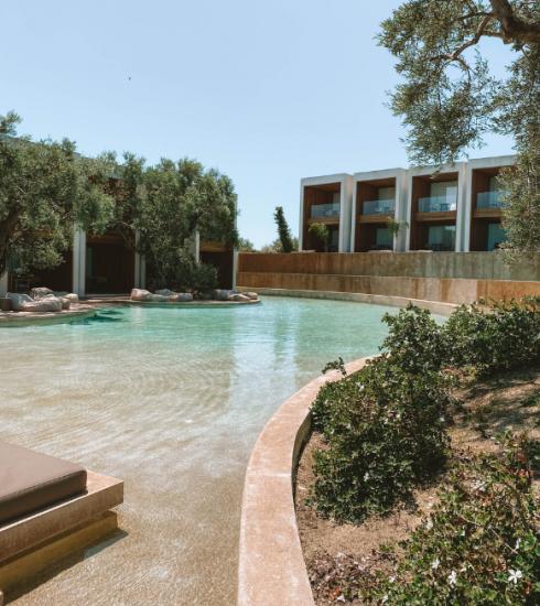 Grèce : Olea All Suite Hotel, bijou de design et de sérénite sur l'île de Zakynthos