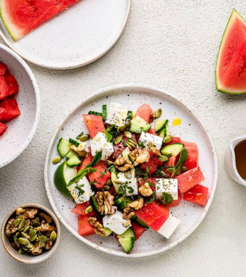 Recettes : 6 salades colorées pour accompagner votre barbecue cet été