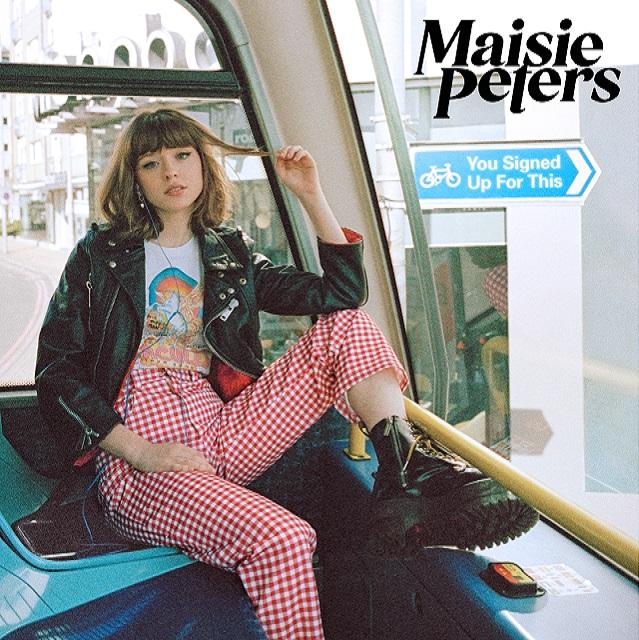 Maisie Peters album cover