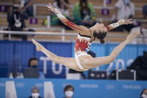 Qui est Nina Derwael, première médaillée d'or lors des Jeux Olympiques de Tokyo 2020 ?
