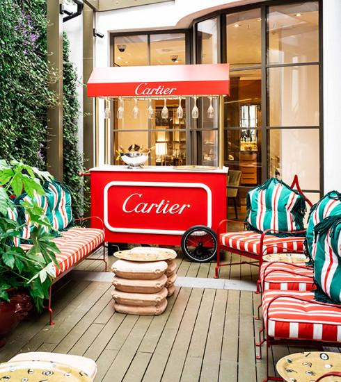 Must-see : l'exposition Cartier dans la boutique de Bruxelles