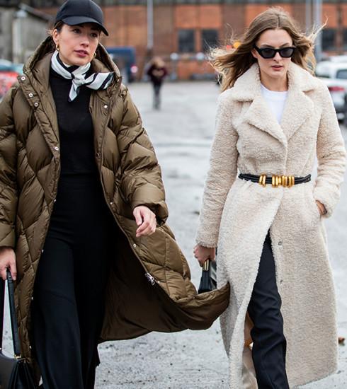 Tendances : dans quels manteaux se lover cet automne-hiver ?