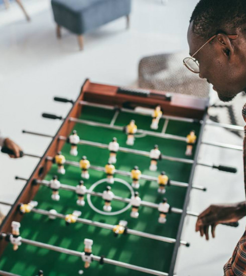 Baby foot : pourquoi encourager les enfants à y jouer ?