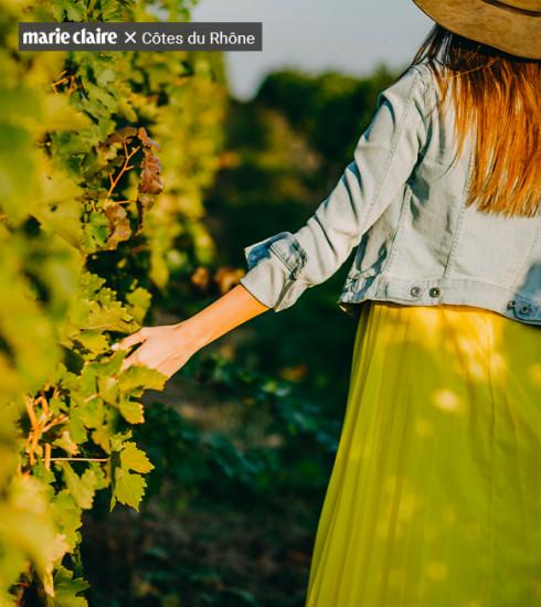 Blancs ou rosés : nos cuvées Côtes du Rhône coup de coeur pour bruncher