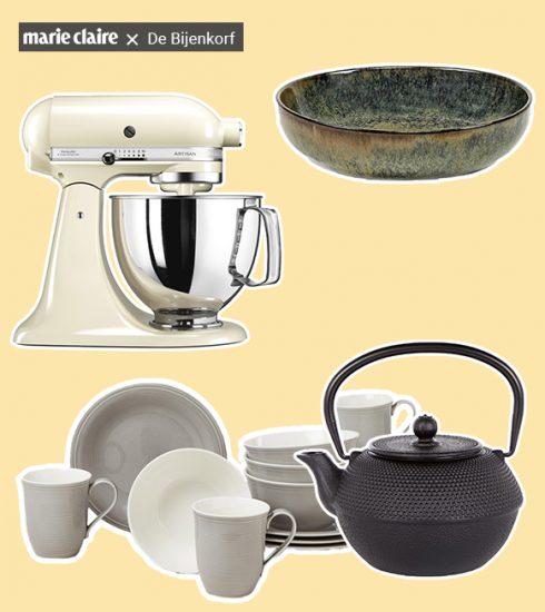 Shopping: 10 soorten keukengerei voor een professional