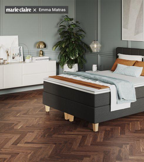 Een bed om van te dromen
