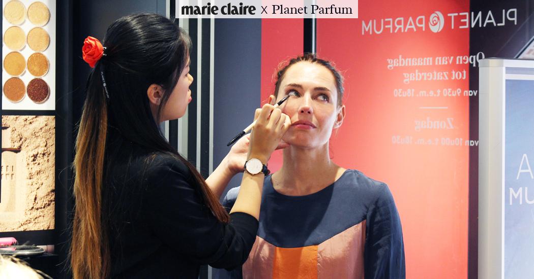 Zo was de Marie Claire x Planet Parfum Beauty Masterclass!
