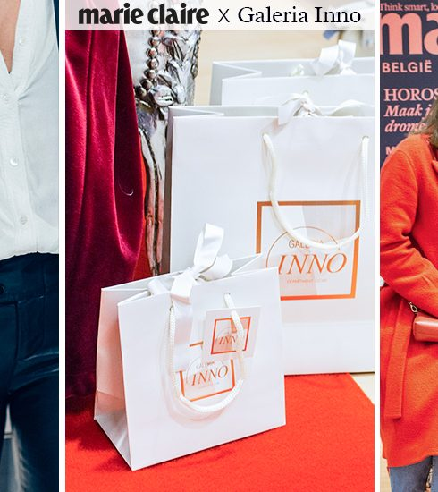 Shoppen bij Galeria Inno met Marie Claire en de kerstman? Hier moest je bij zijn!