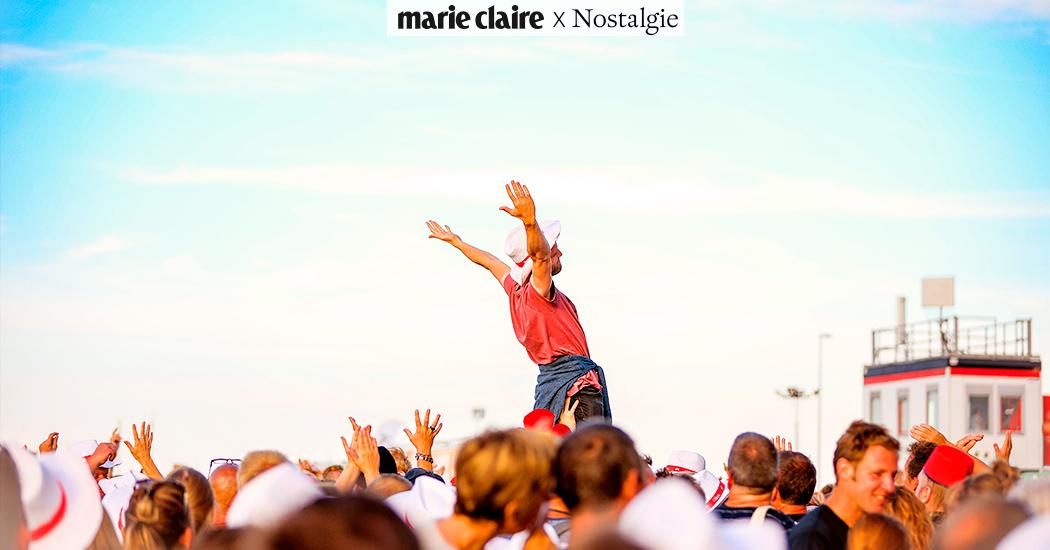 Win een duoticket naar het Nostalgie Beach Festival