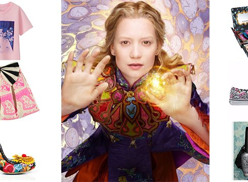 Shopping: Alice Through the Looking Glass