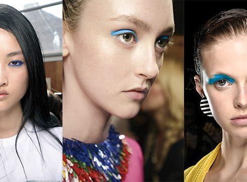 Trendshoppen: Feeling Blue met blauwe eyeliner