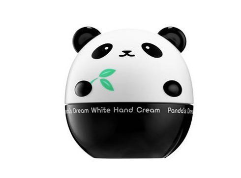 Crush of the day: Panda's Dream White Hand Cream van Tonymoly