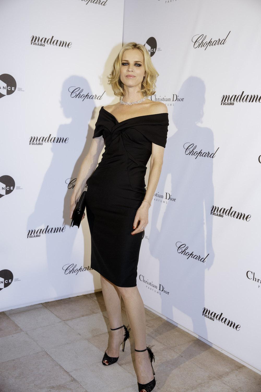 Eva Herzigova in Dior