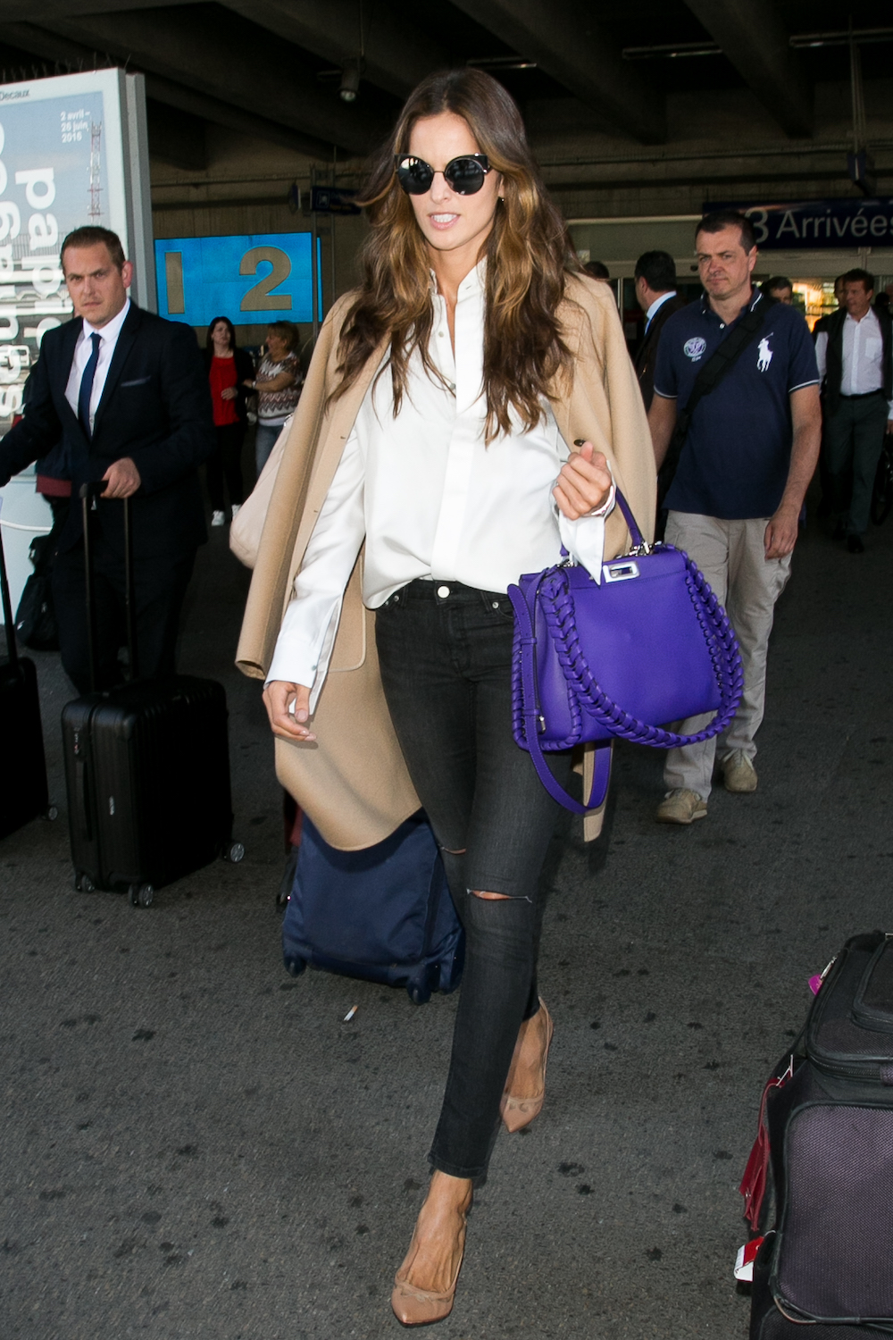 Maria Izabel Goulart Dourado x Fendy sunglasses & bag