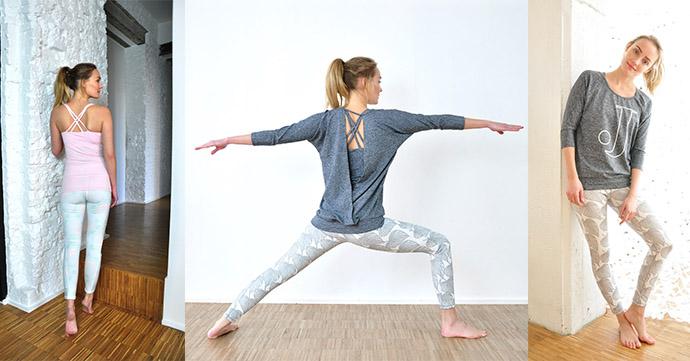 Yoga by Julz: yogakledij voor yoginista's