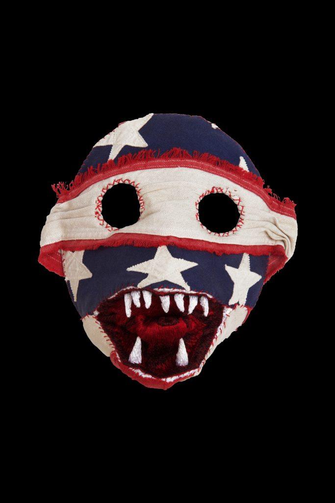 Trump Mask van Javier Barcala
