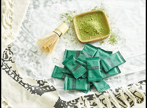 Green is the new black: matcha thee