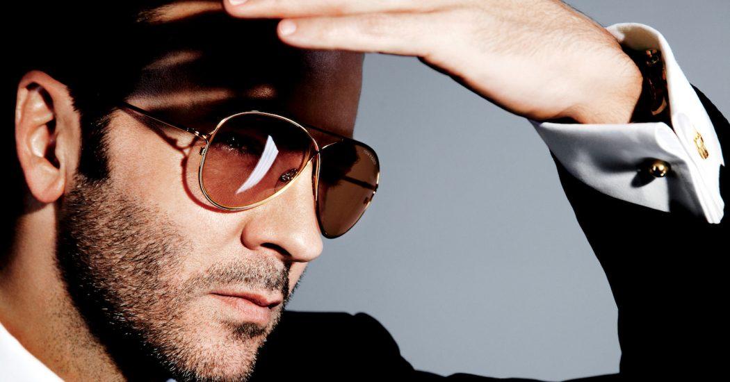 Tom Ford lanceert connaisseur-brillenlijn