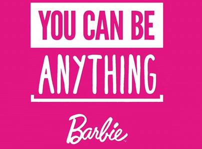 Barbie inspireert met nieuwe campagne