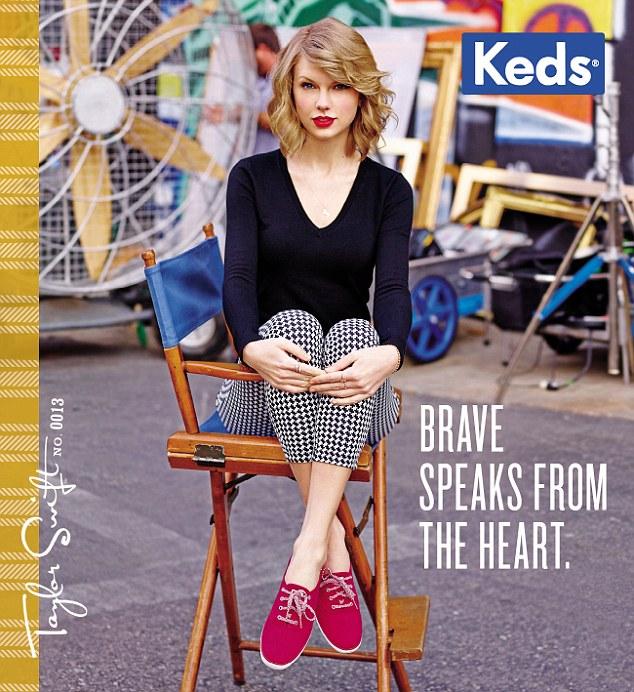 Taylor Swift x Keds