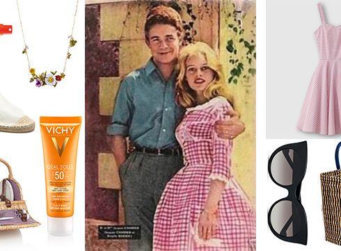 Shopping: Brigitte Bardot picknick