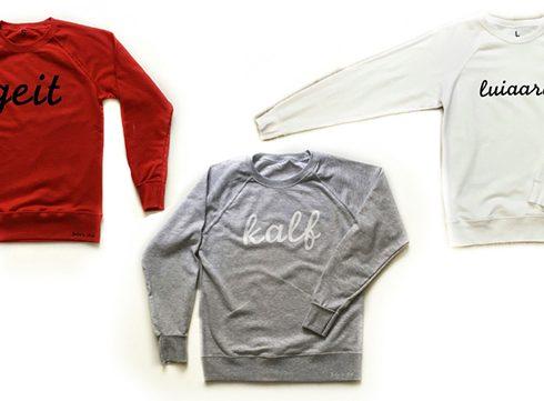 Crush of the day: de dierensweater van By Julie