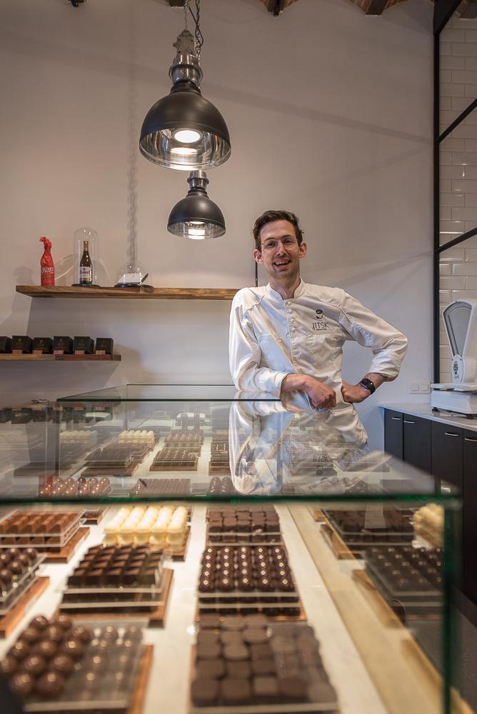 Chocolatier JITSK