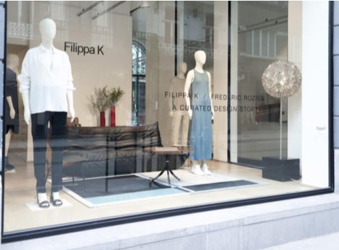 Frederic Rozier selecteert design voor Filippa K