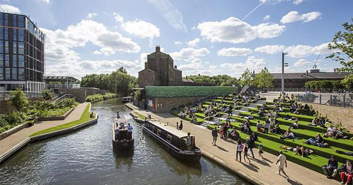 King's Cross: Londens booming buurt