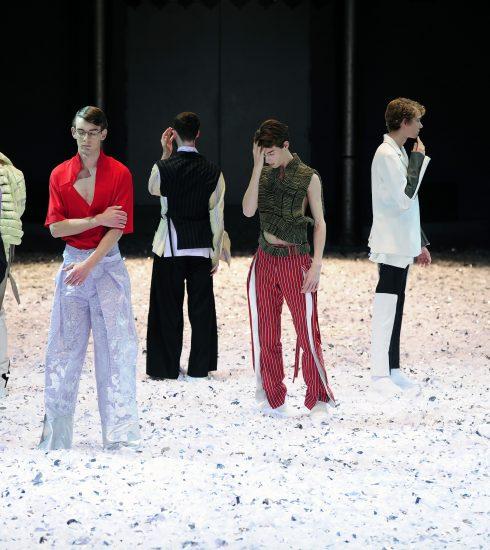Belgische mode: de afstudeercollecties