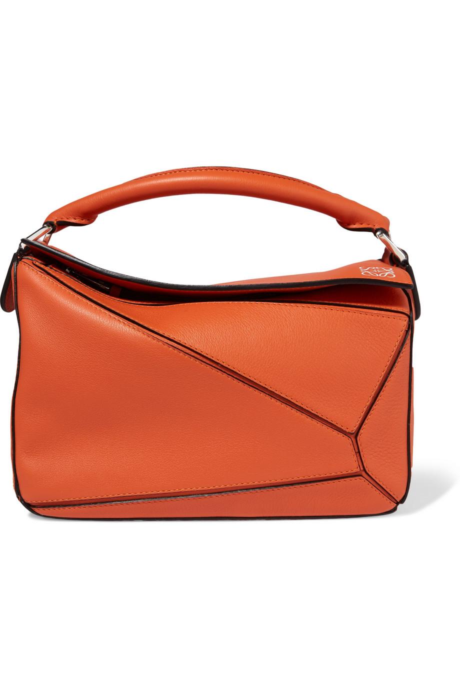 kleurige handtassen