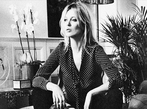 Nieuwe Kate Moss-collectie niet bij Topshop…
