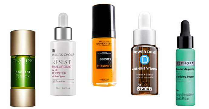 boosters skincare