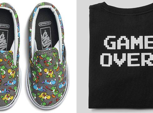 Dubbelspel: Nintendo & Vans