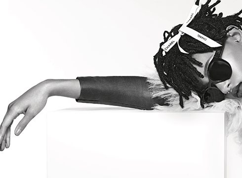 Willow Smith voor Chanel