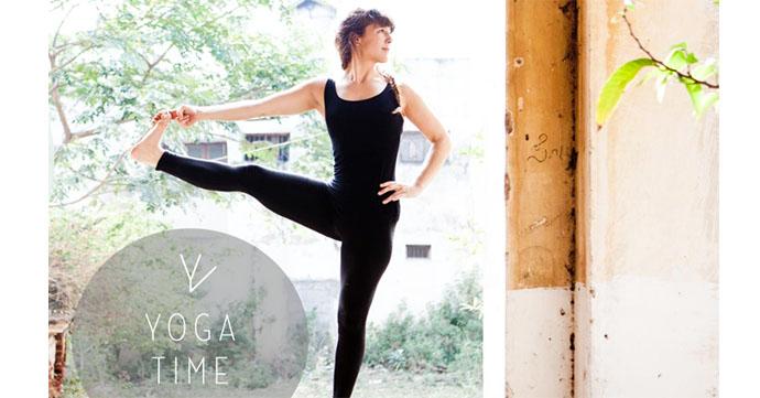 Anti-stresstip: yoga op het werk
