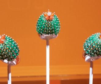 Een Cartier cactus als juweel