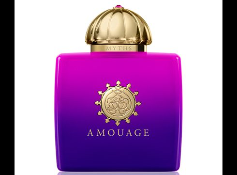 Crush of the Day: Myths for Woman van Amouage